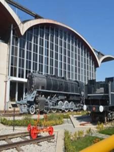 آشنایی با موزه های راه آهن