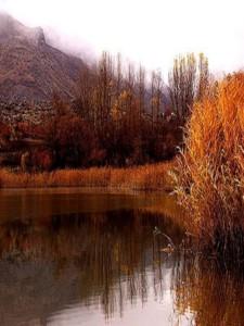 دریاچه آلوبوم سرزمین آتشین